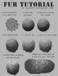 Ufoparty's Fur Tutorial! by gloomyguts
