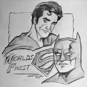 World's Finest by kennf11
