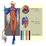 (closed) male Valix adopt  #3 by CherrysDesigns