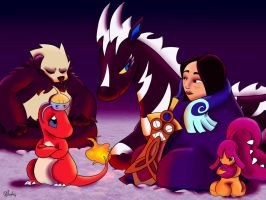 Mulan group by VibaFleischer