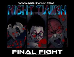 Night Twink Chapter Finale Promo by shaneoid77