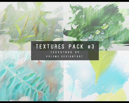 Textures pack #3 4P By vul3m3 by vul3m3