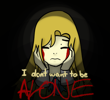 I don't want to be alone by RokkRokk