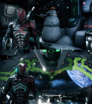 Warframe Journey pt 2. Deck the Halls. by JWBeyond