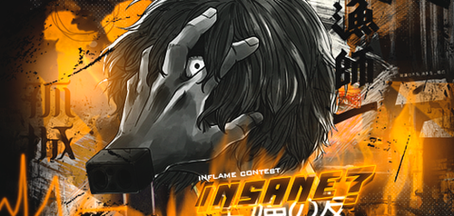 Inflame Contest by KortexGraph