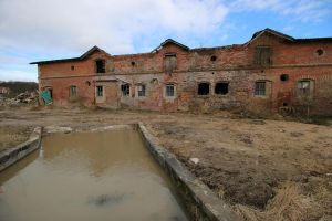 Abandoned building Stock 15 by Malleni-Stock