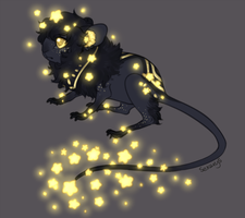 [P] Feral Starmouse example by Sekerys