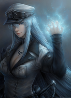 Esdeath by JxbP