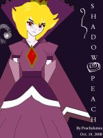 Shadow Queen Peach by peachykatara