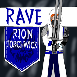 Rion Torchwick -New Look- by RedPegasus237