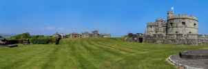 Pendennis Castle by Daniel-Wales-Images