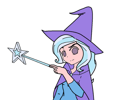The Great and Powerful Trixie by xXkerrysweetXx