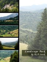 Landscapes Pack by ALP-Stock