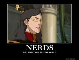 Nerds Will Rule The World Meme by FireNationPhoenix