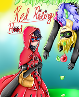 Little Red Riding Hood Miraculous Ladybug by NatalieGuest