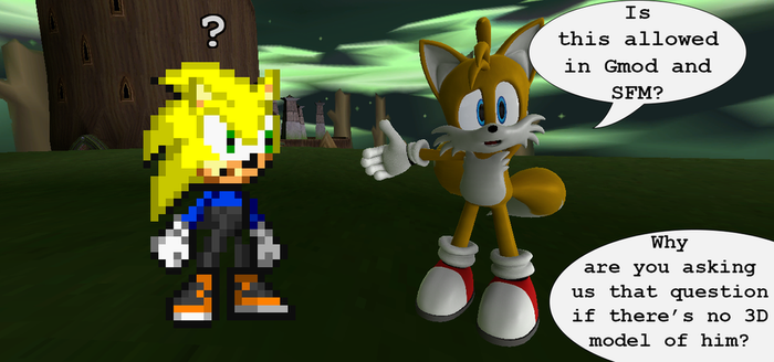 Mixing Sprites In Gmod by Somcothehedgehog