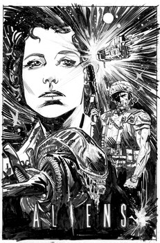 Aliens Commission by thisismyboomstick