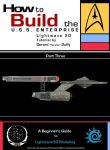 03 How to Build the U.S.S. ENTERPRISE in Lightwave by gmd3d