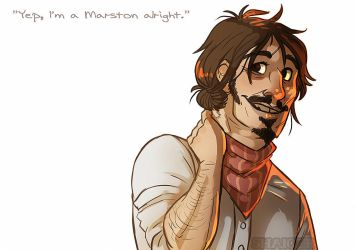 RDR - I'm a Marston alright by Shaiger