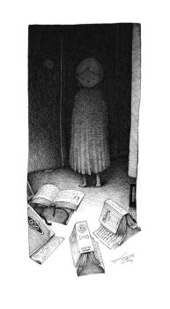 The Girl in the Corridor by spowys