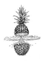 Pineapple of death by werepine