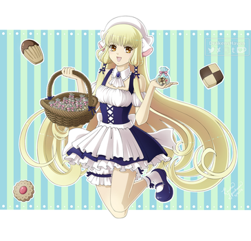 Bakery Chii by DrakensHaven