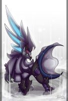 Silvally by SilverRaven2018