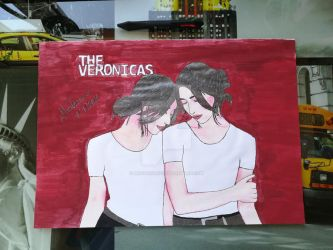 The Veronicas by MissVeronici