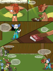 PMD: EoH Chapter 4 - 118 by Evildraws