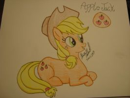 Apple Jack by spidyphan2