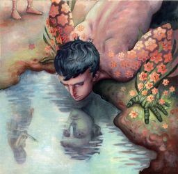 Narcissus by Biffno
