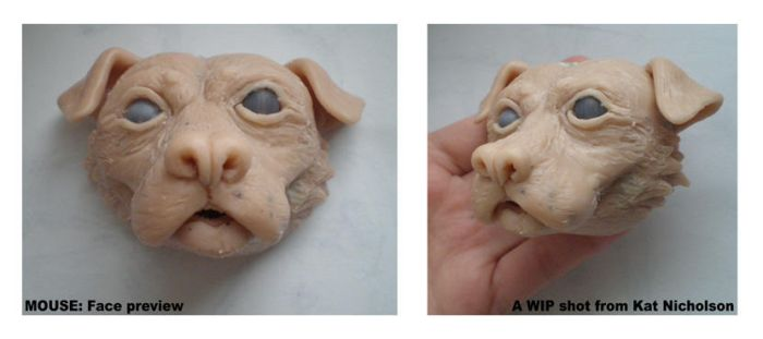 Mouse WIP by KatCardy