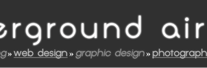 Simple Website Banner by undergroundairway