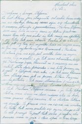 60 years old letter - front by filmowe