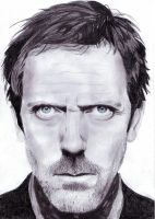 Dr. House by Baricka