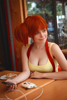 Pokemon - Misty by MilliganVick