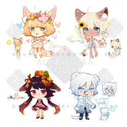 Alui x Polka : Collab Adopt Auction [closed] by Polka-Pot