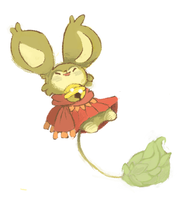 Another Mousy by Teatime-Rabbit