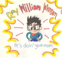 Ray William Johnson by Chaosthelittledevil