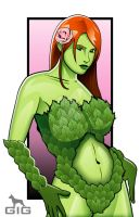 Poison Ivy by GIG-Arts