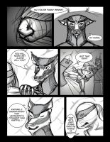 Turtles Comic Page 2 by 0Indiantiger0