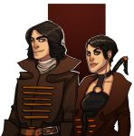 Greyjoy siblings by Enife