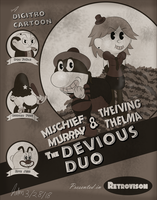 The Devious Duo by Jpolte