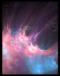 Part of the Spore Nebula by Fangfingers