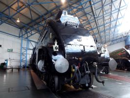 Sir Nigel Gresley by 2509-Silverlink