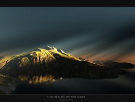 The Return of the Gods by tumasch