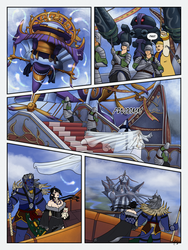 Guardian: Page 139 by DippyWerewolf