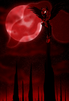 Blood Moon by MyHysteria