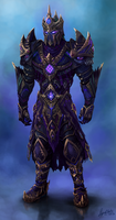 Ascendant Torva Armour by RS-LegendArts