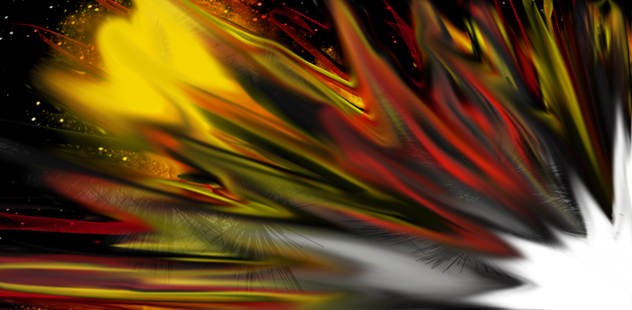 Apocolyptic Earth Flaring by drumthrasher4hr